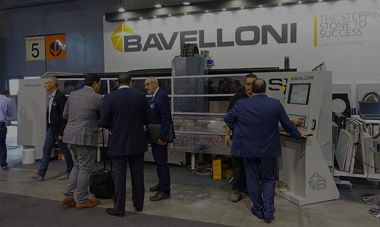 Bavelloni a Marmomac 2019