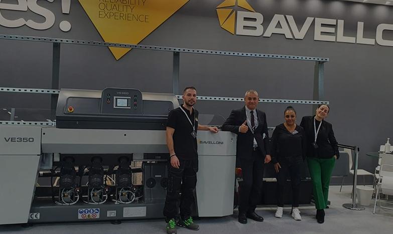 Bavelloni: soluzioni di molatura innovative a Marmomac 2021